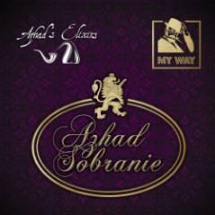 Azhad's Elixir My Way Sobranie aroma