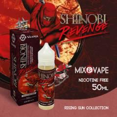 Valkiria SHINOBI REVENGE 50ml mix series