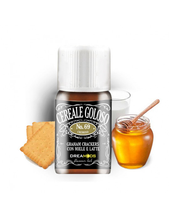 Dreamods Aroma CEREALE GOLOSO N°69 - svapo-one
