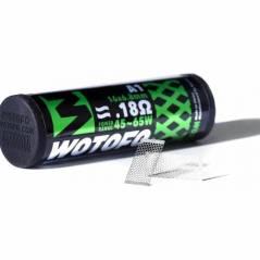 Wotofo PROFILE MESH Style coil 10pz