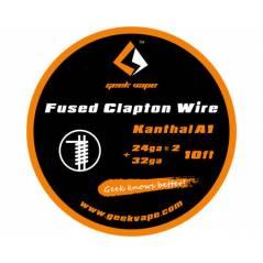 GEEKVAPE FILO SS FUSED CLAPTON WIRE 24*2 + 32