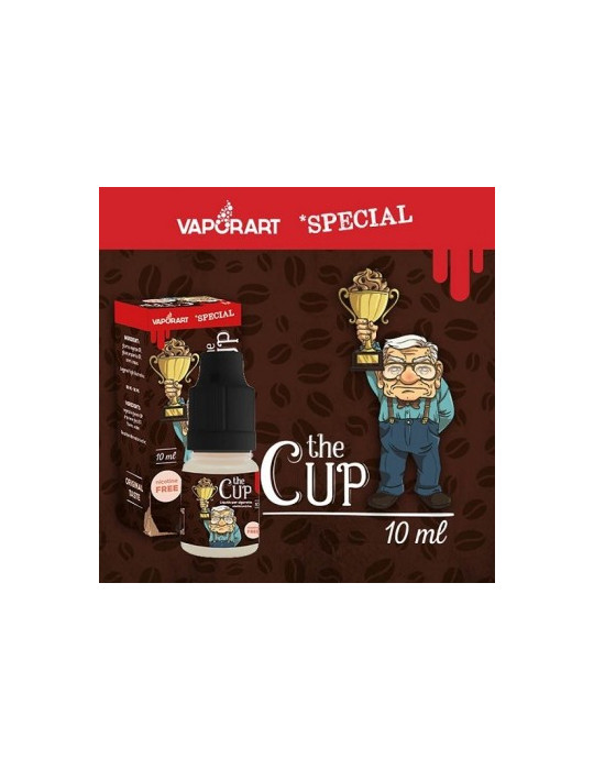vaporart special THE CUP liquido pronto 10ml - svapo-one