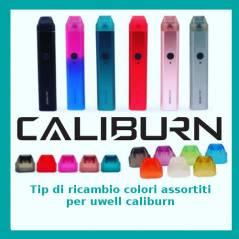 Drip Tip Uwell CALIBURN Pod Mod