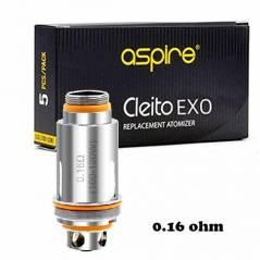 Resistenza Aspire CLEITO EXO 0.16ohm
