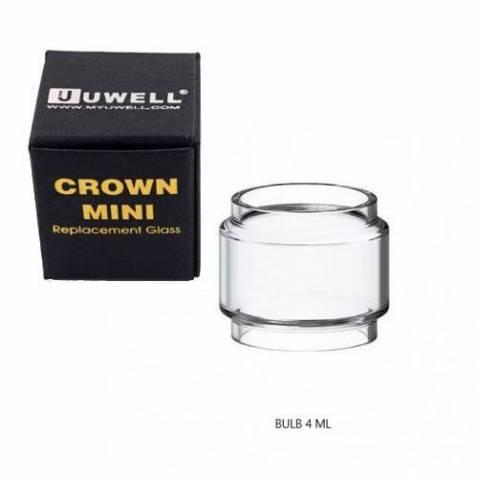 Vetro Pyrex Uwell CROWN MINI bulb 4ml