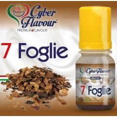 Cyber Flavour aroma 7 FOGLIE
