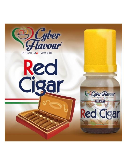 Cyber Flavour aroma RED CIGAR - miscela di tabacchi sigaro | svapo-one