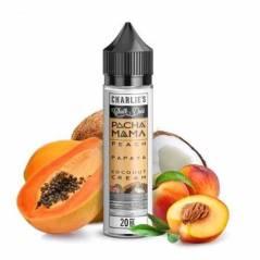 Charlie's Chalk Dust Pacha Mama Peach papaya aroma shot 20ml