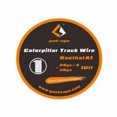 GeekVape Caterpillar Track Wire 28GAx4+30GA 3 mt