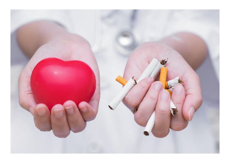 Quali sono i benefici per la salute (accertati) quando si decide di smettere di fumare?