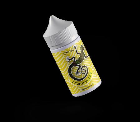 Lemon Frost, liquido svapo agrumato e ghiacciato al gusto di Limoni di Sicilia in ghiaccio.